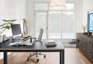 طراحی دفتر کار خانگی