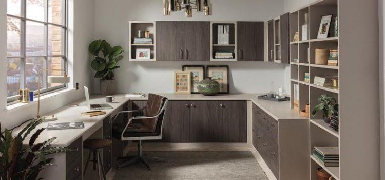 بهترین طراحی دفتر کار در شغل های مختلف