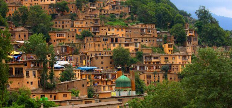 تقسیمات اقلیمی معماری در ایران