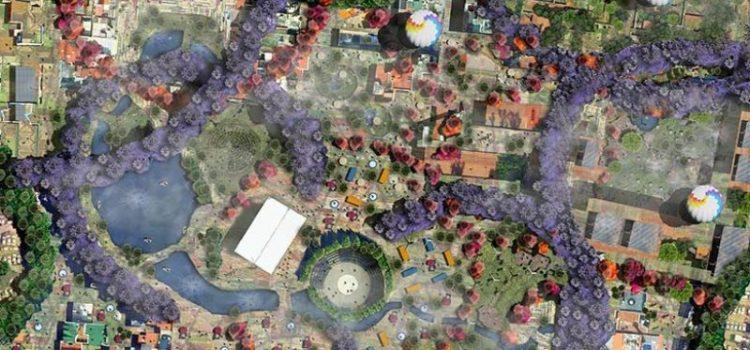طراحی فضای شهری