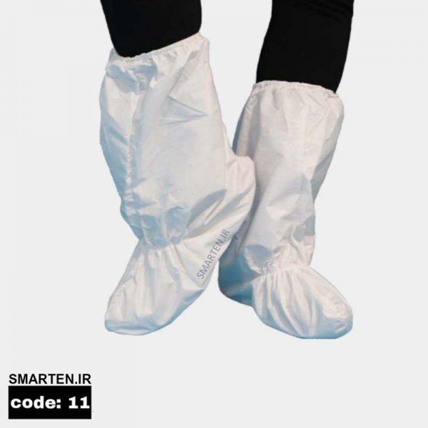 پاپوش یکبار مصرف اتاق تمیز کد 11